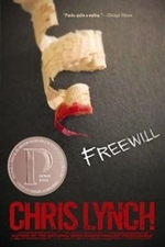 Book cover of FREEWILL