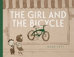 Book cover of GIRL & THE BICYCLE