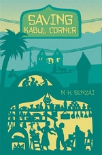 Book cover of SAVING KABUL CORNER