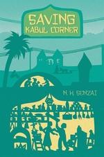 Book cover of SAVING KABUL CORNER