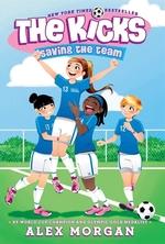 Book cover of KICKS - SAVING THE TEAM