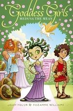 Book cover of GODDESS GIRLS 08 MEDUSA THE MEAN