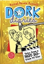 Book cover of DORK DIARIES 07 TALES FROM A NOT SO GLAM