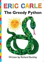 Book cover of GREEDY PYTHON