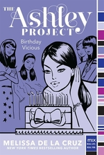 Book cover of BIRTHDAY VICIOUS