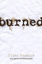 Book cover of BURNED