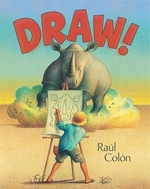 Book cover of DRAW