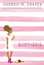 Book cover of BLENDED