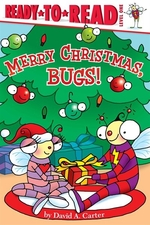Book cover of MERRY CHRISTMAS BUGS