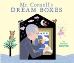 Book cover of MR CORNELL'S DREAM BOXES