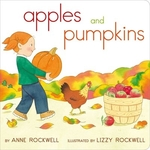 Book cover of APPLES & PUMPKINS