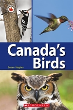 Book cover of CANADA CLOSE UP CANADA'S BIRDS