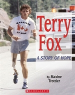 Book cover of TERRY FOX - A STORY OF HOPE