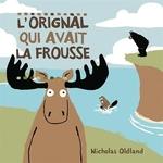Book cover of L'ORIGINAL QUI AVAIT LA FROUSSE