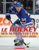 Book cover of HOCKEY SES SUPERVEDETTES 2017-2018
