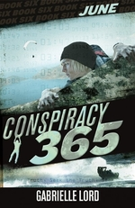 Book cover of CONSPIRACY 365 JUNE