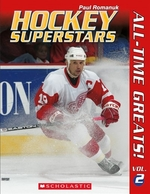 Book cover of HOCKEY SUPERSTARS ALL-TIME GREATS 02