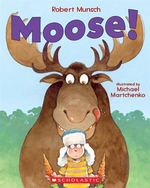 Book cover of MOOSE