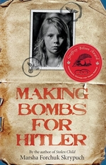 Book cover of MAKING BOMBS FOR HITLER