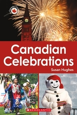 Book cover of CANADIAN CELEBRATIONS