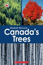 Book cover of CANADA CLOSE UP CANADA'S TREES