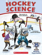 Book cover of HOCKEY SCIENCE - 25 WINNING EXPERIMENTS