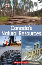 Book cover of CANADA'S NATURAL RESOURCES