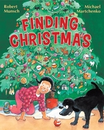 Book cover of FINDING CHRISTMAS