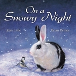 Book cover of ON A SNOWY NIGHT