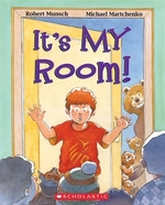 Book cover of IT'S MY ROOM