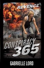 Book cover of CONSPIRACY 365 REVENGE