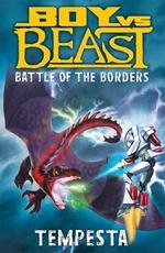 Book cover of BOY VS BEAST 05 TEMPESTA