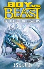 Book cover of BOY VS BEAST 07 ISOLUS