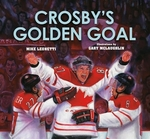 Book cover of CROSBY'S GOLDEN GOAL