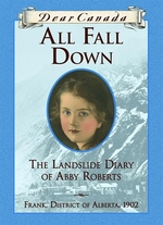 Book cover of DC - ALL FALL DOWN