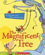 Book cover of MAGNIFICENT TREE