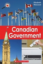 Book cover of CANADIAN GOVERNMENT