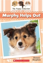 Book cover of PUPPY COLLECTION 03 MURPHY HELPS OUT