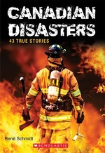 Book cover of CANADIAN DISASTERS