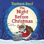Book cover of NIGHT BEFORE CHRISTMAS