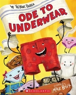 Book cover of ODE TO UNDERWEAR