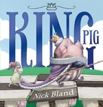 Book cover of KING PIG