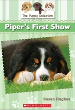 Book cover of PUPPY COLLECTION 05 PIPER'S 1ST SNOW