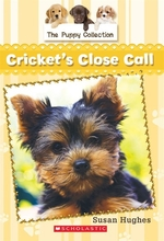 Book cover of PUPPY COLLECTION 06 CRICKET'S CLOSE CALL