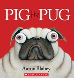 Book cover of PIG THE PUG