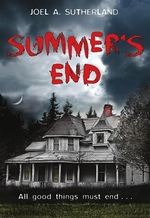 Book cover of SUMMER'S END