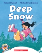 Book cover of DEEP SNOW