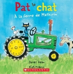 Book cover of PAT LE CHAT FERME DE MATHURIN