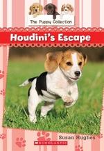 Book cover of PUPPY COLLECTION 07 HOUDINI'S ESCAPE