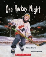 Book cover of 1 HOCKEY NIGHT